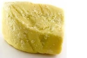 Yellow-unrefined-shea-butter