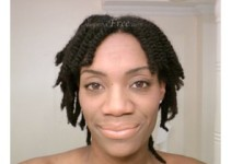 Natural Black Hair Style Twists-2